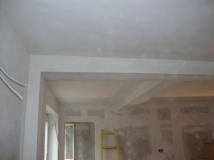 matej bergant suhomontažna stena in strop
