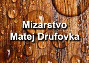 logo_matej drufovka_mizarstvo-izdelava pohistva po meri