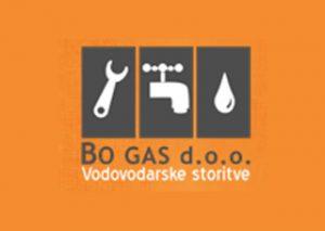 LOGO,BO GAS, instalacije in druge storitve
