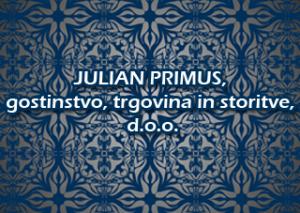 LOGO JULIAN PRIMUS D.O.O.