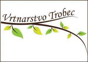 logo,VRTNARSTVO TROBEC, Klemen Trobec, urejanje vrtov in nacrtovanje vrtov
