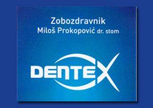 logo,dentex,zasebna zobozdravstvena ordinacija