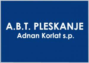 logo_A.B.T. PLESKANJE, Adnan Korlat s.p.