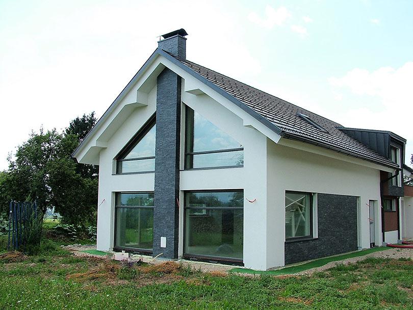 ZELENA GRADNJA, organizacija, gradnje in posredništvo, d.o.o. pasivna hiša Begunje