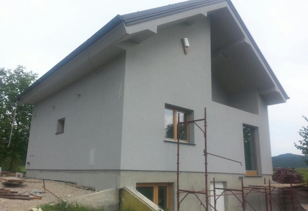 DRUGA ZAKLJUČNA GRADBENA DELA REFIK KERANOVIĆ s.p. izdelava fasad
