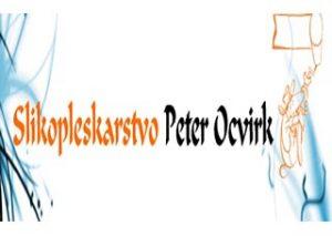 slikopleskarstvo peter ocvirk,logo