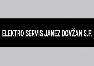 LOGO_ELEKTRO_SERVIS_JANEZ_DOVZAN_SP