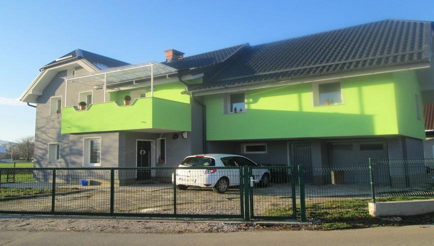 MEDO 08, storitveno podjetje d.o.o. izdelava fasade na objektu