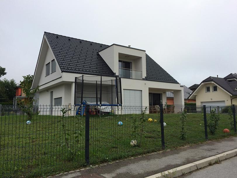gradnja in načrtovanje hiše TOMORI ARHITEKTI d.o.o., Projektiranje in celostno oblikovanje prostora