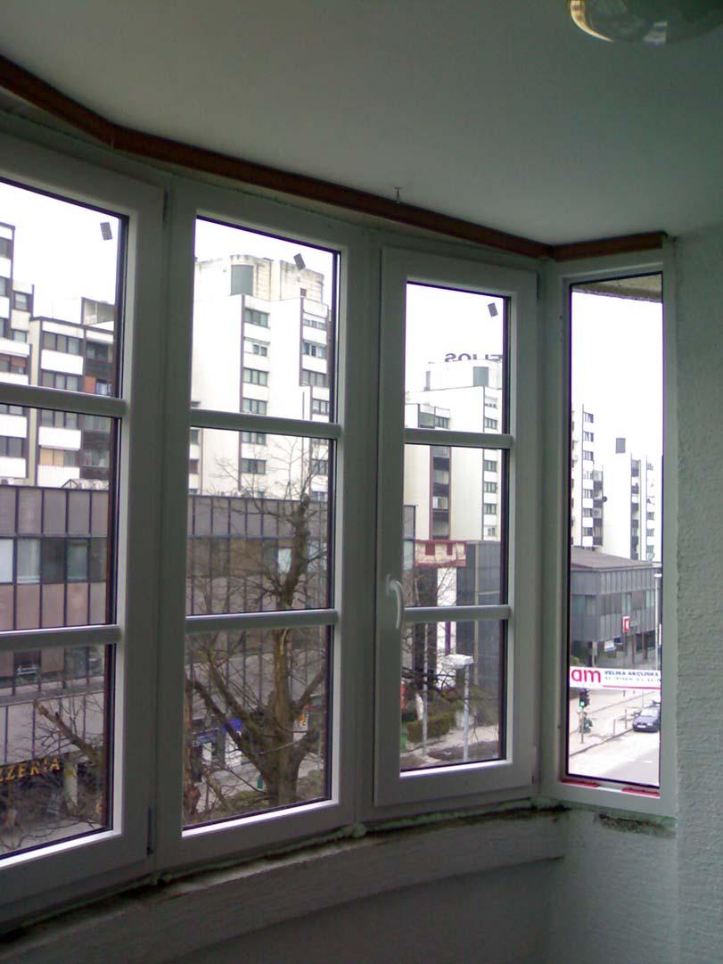 KBK DOM, trgovina, svetovanje in inženiring d.o.o. lesena okna
