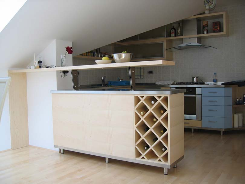 TOMORI ARHITEKTI d.o.o., Projektiranje in celostno oblikovanje prostora