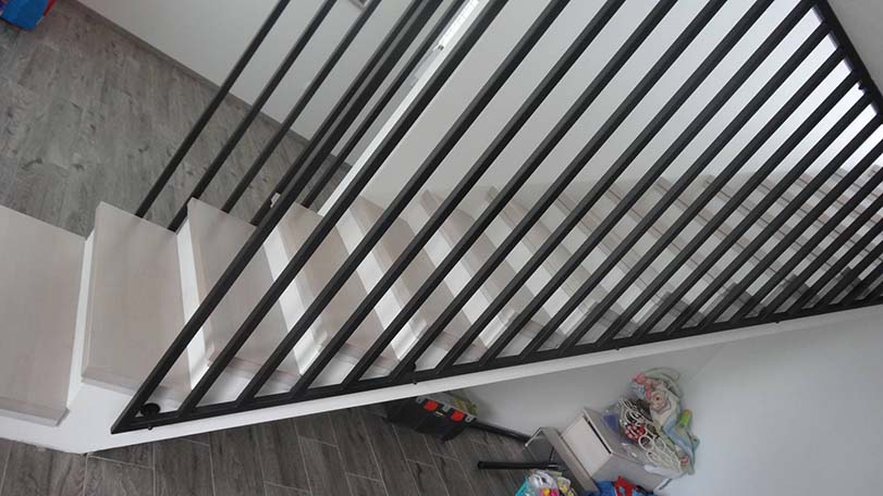 stopniščna ograja Mizarstvo, Tone Lipar, s.p.