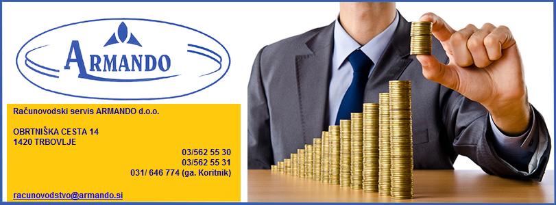 Računovodski servis ARMANDO d.o.o.