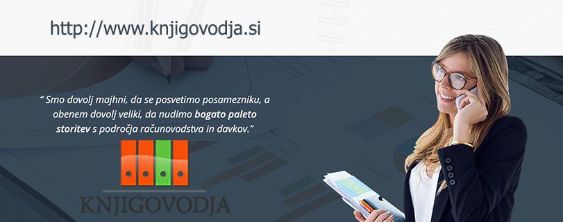 KNJIGOVODJA, knjigovodske in računovodske storitve, d.o.o. RAČUNOVODSKI SERVIS PODATKI