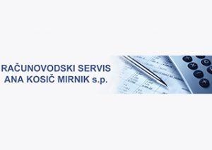 RACUNOVODSKI SERVIS ANA KOSIC MIRNIK,LOGONOV