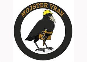 logo,mojster vranq