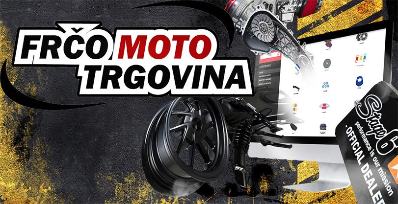 FRČO MOTO TRGOVINA IN VARNOST DOMA, BORIS VODUŠEK s.p.