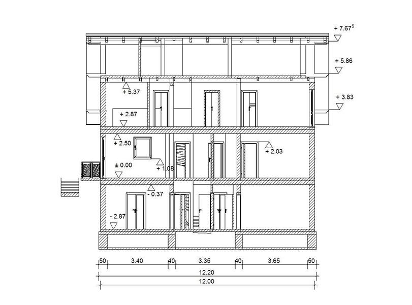 Projektiranje in načrtovanje objekta ali hiše, GRADBENIŠTVO IN PROJEKTIRANJE ALJA, DAVID URBANIČ S.P.