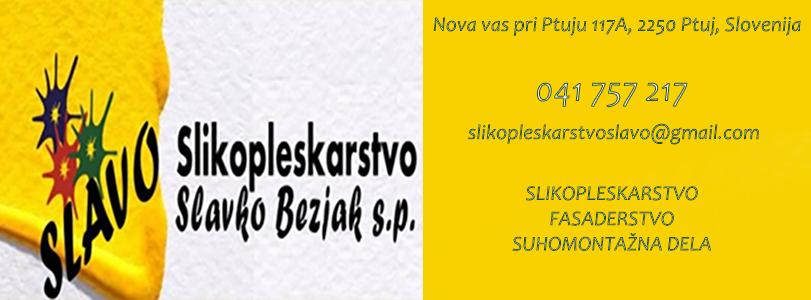 SLIKOPLESKARSTVO SLAVO, BEZJAK SLAVKO S.P.