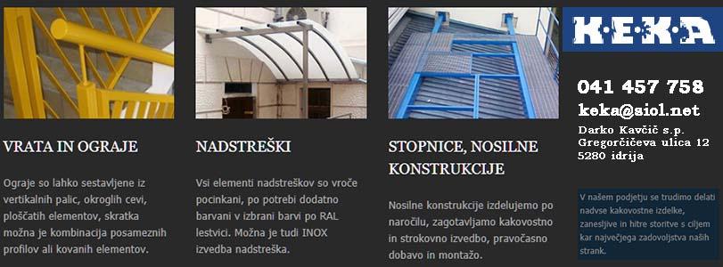 K.E.K.A DARKO KAVČIČ S.P.,KEKA_BANNER